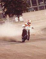 Ted Boody @ Dayton, OH 1978