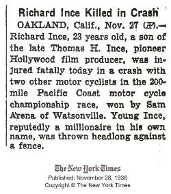 Article from the 11/28/36 New York Times